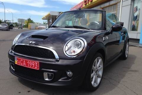 MINI Cuper S Cabrio HIGHGATE