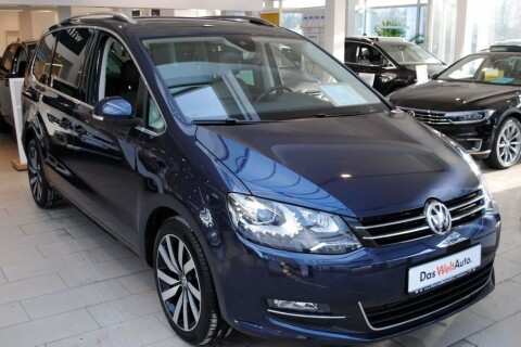 VW Sharan 2.0TDI DSG Highline