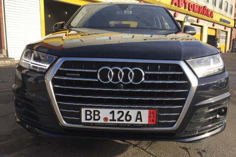 Audi Q7 3.0 TDI Design Exclusive FULL