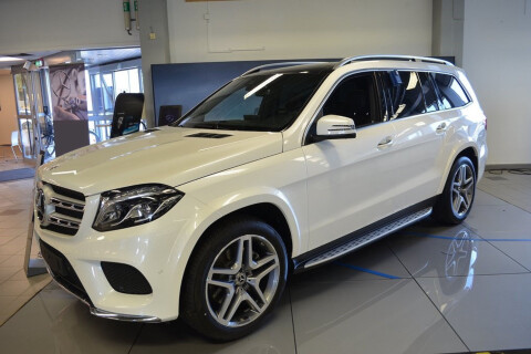 GLS 350 CDI AMG 4Matic LED