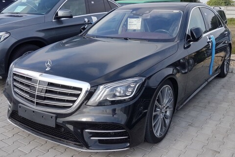 S400 d 4Matic AMG Lang NEW