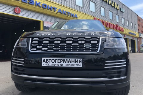 Land Rover Range Rover 4.4 SDV8 Autobiography NEW-Model