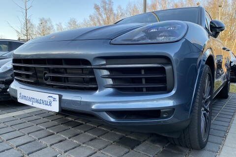 Porsche Cayenne 3.0 V6 340PS LED-Matrix