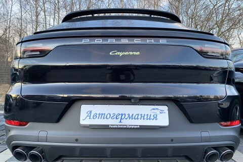 Porsche Cayenne Coupe 3.0 e-Hybrid 462PS Matrix