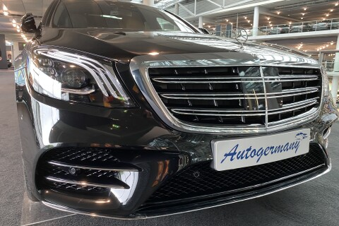 Mercedes-Benz S560 AMG 4Matic Lang