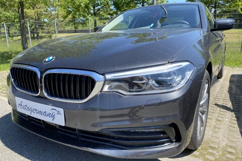 BMW 530d xDrive Luxury Line