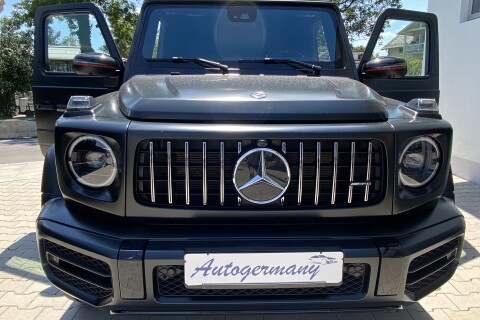 Mercedes-Benz G63 AMG Edition1 FULL Magno Matt