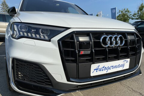 Audi SQ7 4.0TDI Exclusive Matrix Black Paket