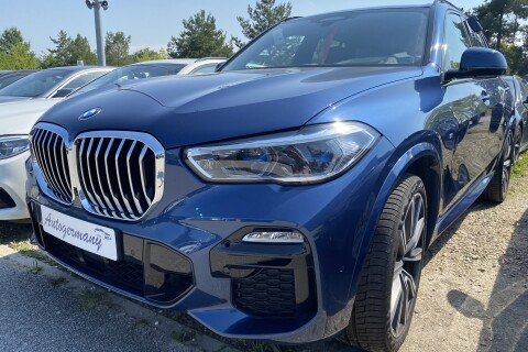 BMW X5 40i 340PS xDrive M-Paket