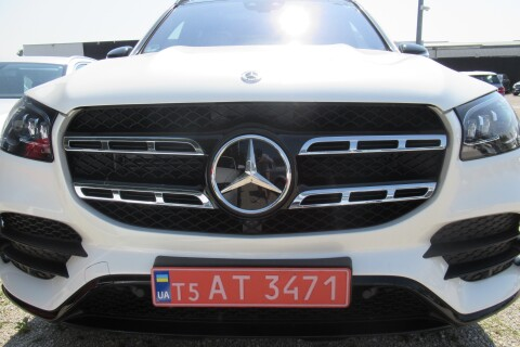 Mercedes-Benz GLS 400d 330PS 4Matic AMG