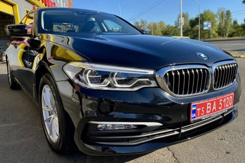 BMW 525d 231PS LED Sport Line