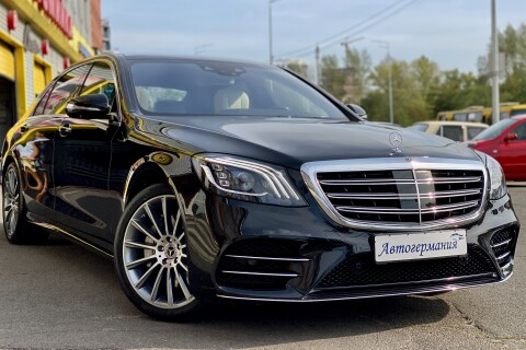 Mercedes-Benz S560 Long AMG 469PS 4Matic