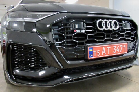 Audi RSQ8 4.0TFSI 600PS Matrix Black-Paket