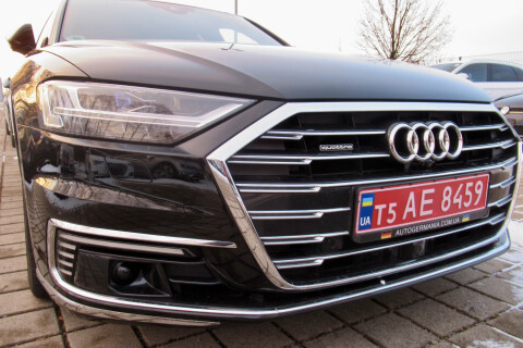 Audi A8 6.0TFSIe 449PS Matrix Long