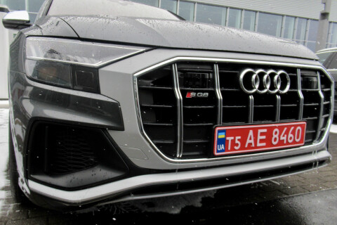 Audi SQ8 4.0TDI (435PS) HD Matrix Bang&Olufsen