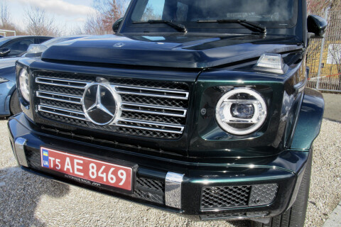 Mercedes-Benz G500 AMG LED Multibeam