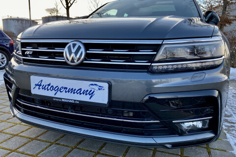 VW Tiguan 2.0TDI (190PS) 4Motion R-Line LED