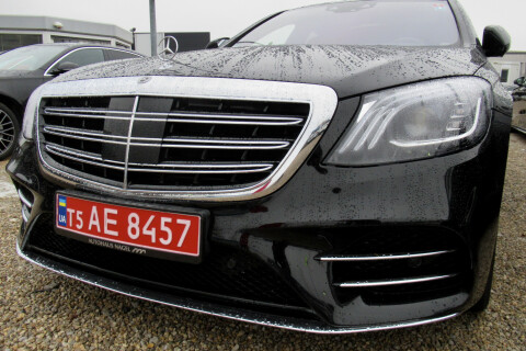 Mercedes-Benz S 400d 4Matic Long AMG Multibeam