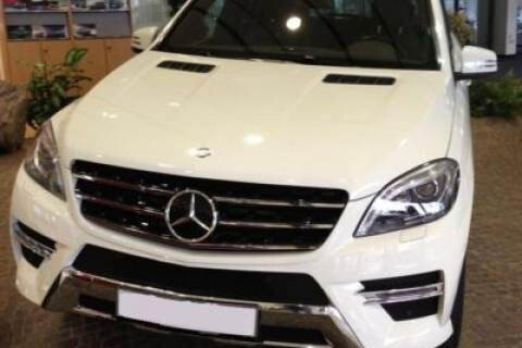 Mercedes ML 350 Blue-Tec AMG designo
